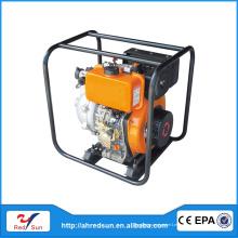 China bomba de agua de alta presión portátil de 2 pulgadas suministro RSWP-20D / E