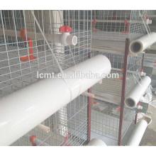 tres o cuatro capas de uso de pollo jaulas de aves de corral automáticas