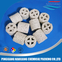 Aquarium ceramic ring bio filter media