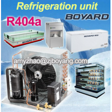 Consumer 5 ton condensing unit for island style display machine