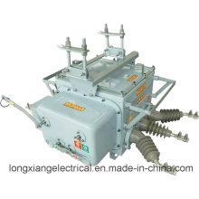 Disjuntor de vácuo de alta tensão exterior Zw20-12