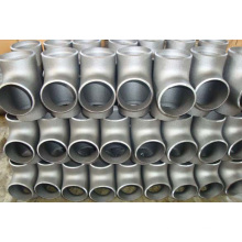 Stainless tee joint pipe tube pipe fittings