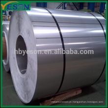 Bobina de aço galvanizado quente quente mergulhado de 0.13-3mm