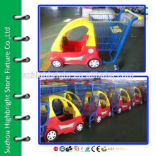 supermarket kiddy cart baby stroller