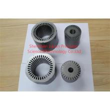 Ротор двигателя и детали штамповки статора Ламинирование сердечника обмоточного двигателя