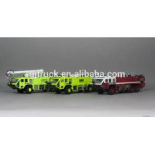 Camión de bomberos de la transferencia rápida del aeropuerto 6 * 4 / camión de bomberos del aeropuerto