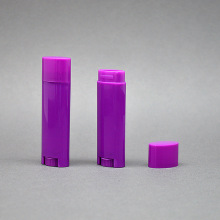 5g Plastic Lip Balm Container for Cosmetic Packaging