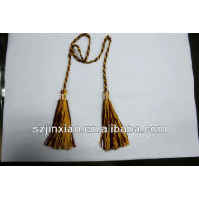 small tassel for gift packing decoration