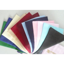 Polyester Cotton 90GSM Colored Pocketing Fabric