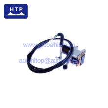 Moteur électrique bon marché de commande de papillon des gaz pour des pièces de Caterpillar E320 105-0092 106-0092X