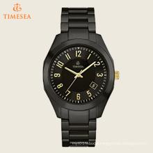 Women′s Quartz Ceramic Casual Watch, Color: Black 71228