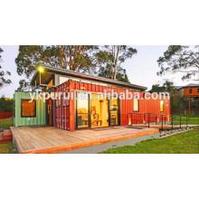 Professionelle 20ft Containerhaus / Containerhaus Kits / 40ft Versand Containerhaus