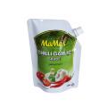 Bolsas de aluminio para la salsa de tomate