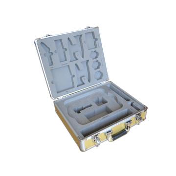 Caja fuerte y portable del instrumento médico de aluminio