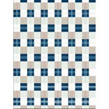 Tela caliente del patrón del algodón de las ventas 100%, buena calidad para hacer la ropa de cama