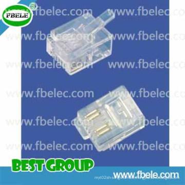 Plug/RJ45 Connectors/ (FB6-10)