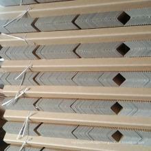 Kraft L Profile Shape Cardboard Angle Paper Edge Corner Board Protection Of Edges Paper
