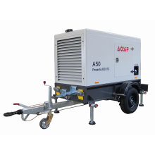 AOSIF China portable silent type genset