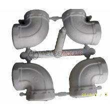 Moulage de tuyau de PPR Moule / moule en plastique de mastication de tuyau (MELEE MOULD -284)