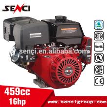 Motor de gasolina de 4 cilindros 16 hp multiuso, refrigerado a ar