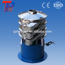 High efficient multi deck sieving vibrating screening machine