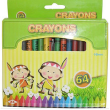 8pcs artist professional drawing in bulk non toxic wax crayon