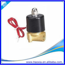 Brass body good quality electric solenoid water valve 12v 2W025-06