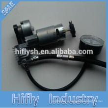 Motor del metal del motor del compresor de aire del coche de HF-JX-2 DC 12V (certificado del CE)