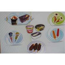 soft ice cream former, ice cream filling machine, ice cream racking machine, ice cream wrapping machine, ice cream packing machine