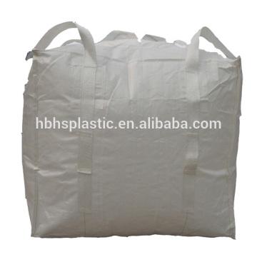 100% matière première PP flexible intermédiaire conteneur en vrac sac