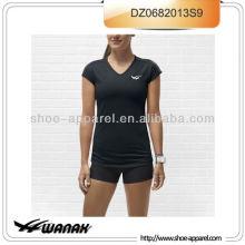 2014 дизайн черный одежда для дам производителя