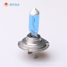 Best Color Recognition One Year Warranty Included White 4000K H7 halogen auto bulbs