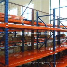 Industrial Metal Storage Long Span Racking with Medium Duty