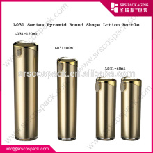 China Wholesale Cosmetic Bottle Series Cone Shape 40ml 60ml 80ml 120ml Empty Perfume Bottle For Sale