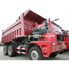 HOWO Sinotruk HOWO 420HP Stone Mining Volquete Tipper Heavy Truck