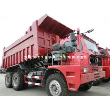 Тележки тележки sinotruk HOWO перевозит 420Л камень добыча самосвал самосвал тяжелых грузовиков