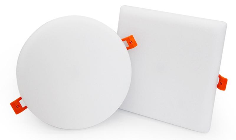 LED frameless panel light