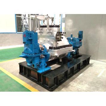 3MW High-Speed Steam Turbine