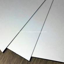 Plaque conductrice en aluminium 6101 T63, plaque conductrice
