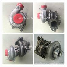 Td04 Turbo Charger 49135-04131 49135-04121 28200-4A210 Turbosobrealimentación para Hyundai D4bh