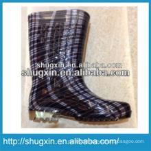 2014 fashion rain boots for sexy women