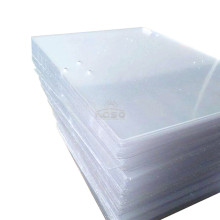 Clear Panel Wholesale Polycarbonate Solid Sheet