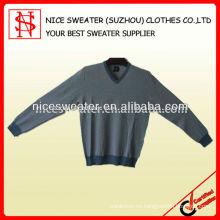 100% algodón hombres oxford jersey