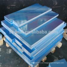 Placa de aluminio de la alta calidad China Supply