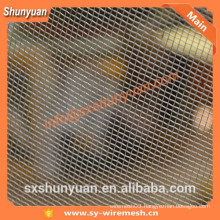 Shunyuan Factory! insect weave aluminium window screen/ wire cloth/ mesh screen