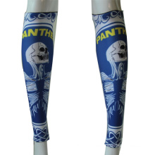 Lycra Sports Sublimation Printing Calf Sleeve (calf sleeve)