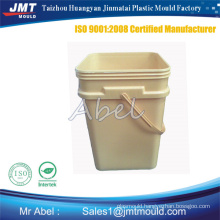 customized paint bucket molding