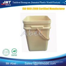 molde de balde de pintura personalizada