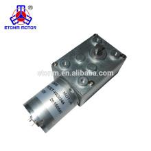 DC-Schneckengetriebemotor 46 * 32mm 12V