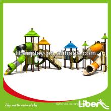 2014 NEUE Straw House Series Outdoor Spielplatz LE.DC.035, Plastik Spielplatz Folie zum Verkauf